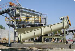 Sand classification machine